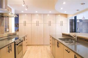 condo renovation contemporary kitchen denver by With kitchen cabinets lowes with high ceiling wall art