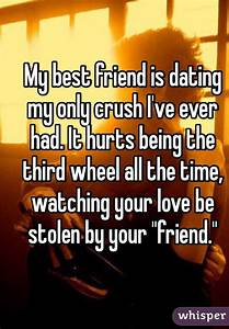 Whisper App. Co... Funny 3rd Wheel Quotes