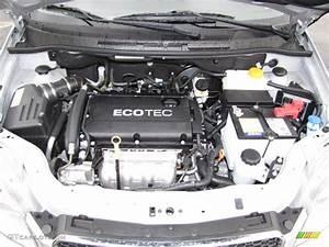2011 Chevrolet Aveo Aveo5 Lt 1 6 Liter Dohc 16