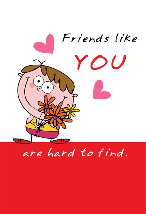 friends   friendship card   island