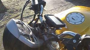 Garmin Navi Motorrad : garmin zumo tomtom rider navi halter halterung ~ Kayakingforconservation.com Haus und Dekorationen