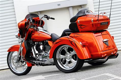 2011 Harley-davidson Flhxxx Street Glide Trike