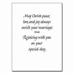 wedding congratulations the printery house With wedding cards messages religious