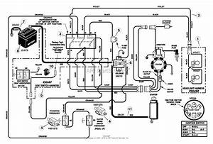 Wiring Diagram For Riding Lawn Mower Wiring Diagram For