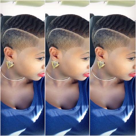 "Tanaja  ""This hair style is VERY low maintenance"