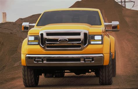 2002 ford f 350 tonka concept conceptcarz com