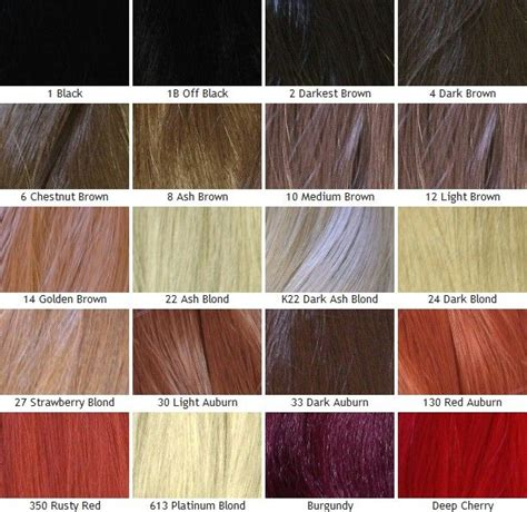 braiding hair color chart kanekalon silky color chart colors
