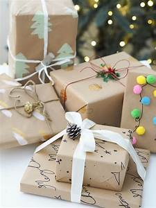 5 diy wrapping paper ideas on style