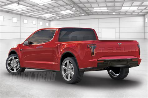 tesla pickup truck tesla model u pickup renders speculation from truck
