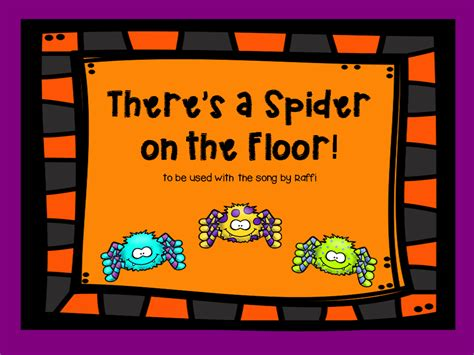 Raffi Spider On The Floor by Spider On The Floor In Ecse