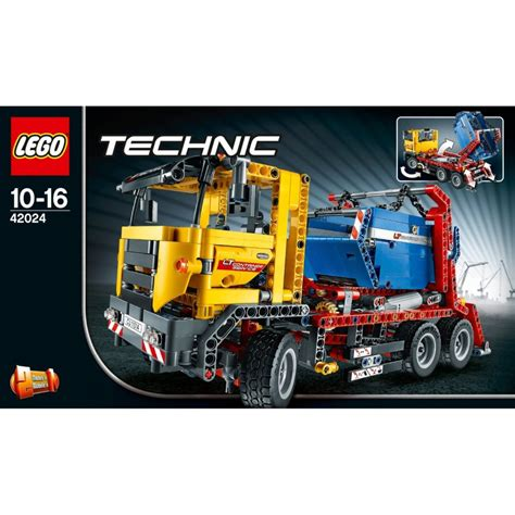 technic truck technic 42024 container truck from japan new ebay