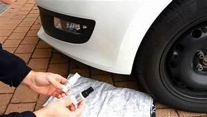Plastik Kratzer Entfernen : lackschaden kratzer am auto ausbessern youtube ~ Watch28wear.com Haus und Dekorationen