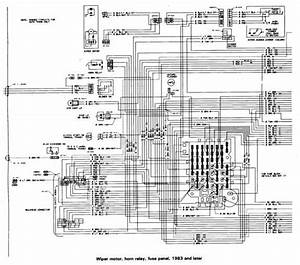 Fuse Box Diagram For 1985 Gmc 1500
