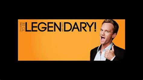 Legendary (feat. Neil Patrick Harris)