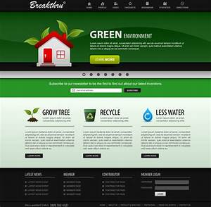 Green Report Cover Page Template Free Vector Download