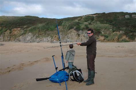 terme technique de cuisine pêche en bord de mer surfcasting bien débuter