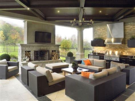 55 Outdoor Living Designs Ideas And Photos