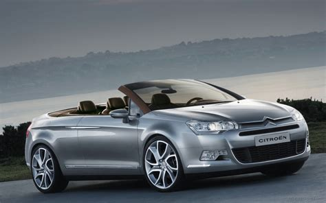 Citroen C5 Airscape Concept Car Wallpaper