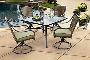 Review Garden Oasis Brooks 5pc Patio Dining Set