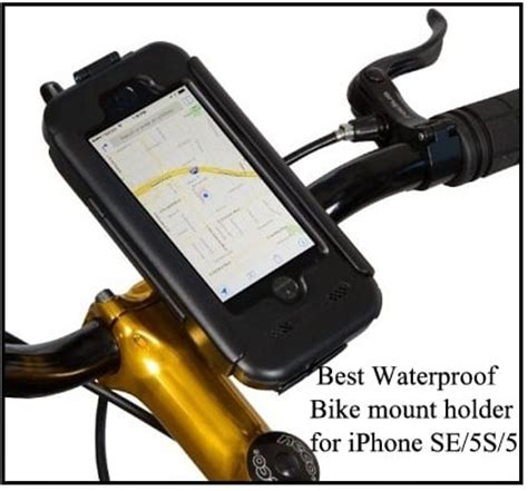 iphone holder for bike best iphone se bike mount holder easy to install 15291