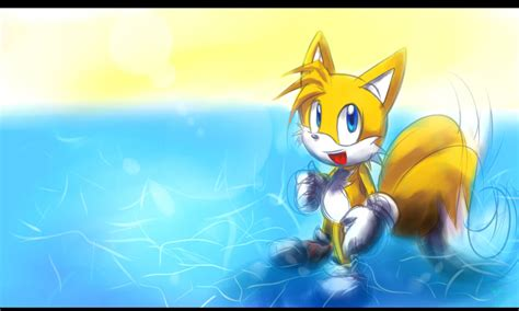Ohs Tails The Fox By Omiza-zu On Deviantart