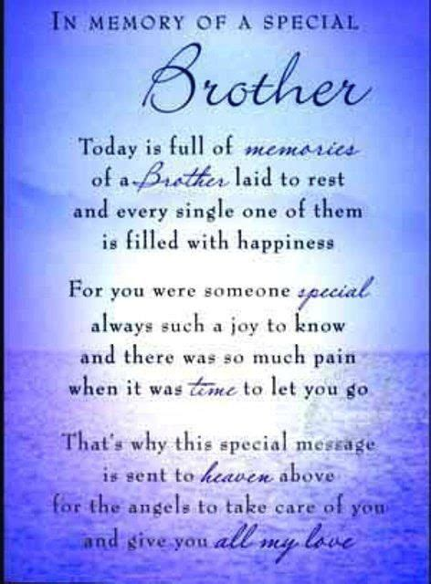 rip i miss you brother quotes