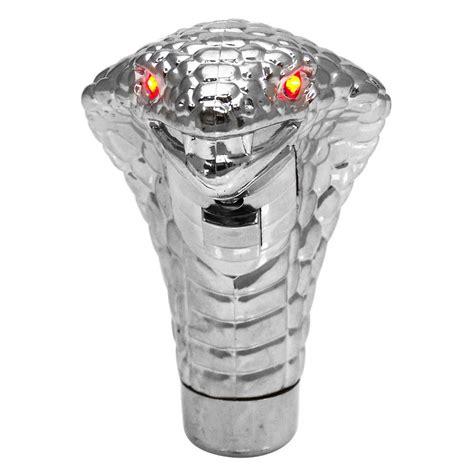 custom shifter knobs american shifter 174 ascsn14002 illuminated cobra custom