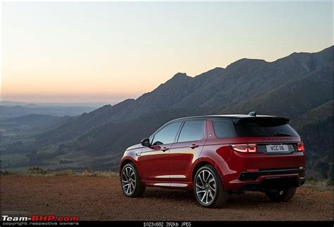 Gambar Mobil Land Rover Discovery Sport by Uk 2020 Land Rover Discovery Sport Unveiled Team Bhp