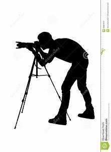 grapher Shooting Stock Image