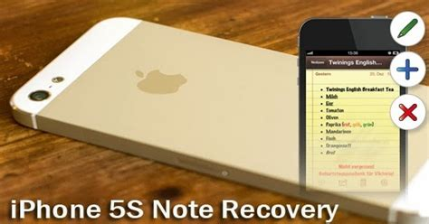 my notes on my iphone disappeared iphone 5s data recovery lost notes on iphone 5s