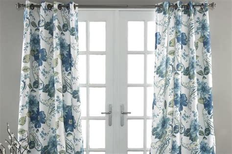 Lush Decor Floral Paisley Window Curtain Panel Kids Thermal Curtains Grey And White Target Zebra Shower Curtain Set Caravan Blinds Diy Rods Pipe Bead Uk Blackout Lining Window