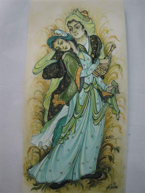 persian handicrafts