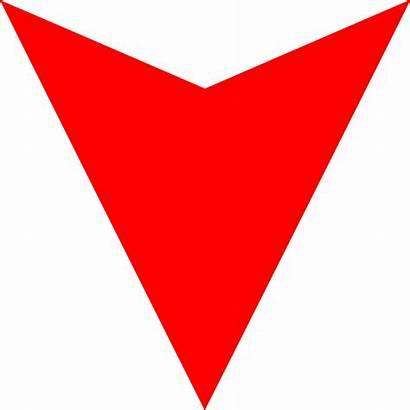 Arrow Down Svg Wikimedia Commons Simple Pixels