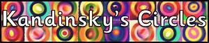 Kandinsky U2019s Circles Display Banner  Sb6347