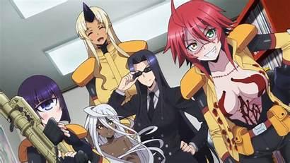 Musume Monster Mon Nichijou Iru Anime Squad