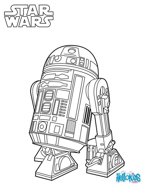 starwars coloring pages r2 d2 wars coloring pages hellokids