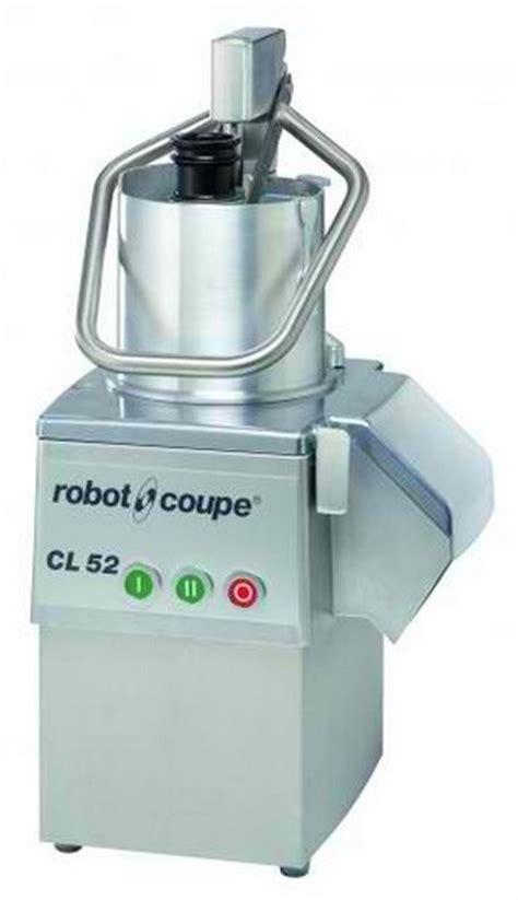 robot coupe cl52 robot coupe cl52 vegetable preparation machine