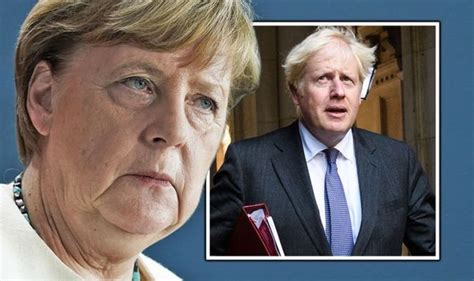 Angela Merkel issues subtle message to UK with latest no ...
