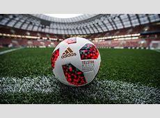 El nuevo balón de la semifinal del Mundial de fútbol de