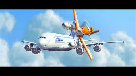 Dusty Trifft Lufthansas A380  Planes 2  Immer Im Einsatz