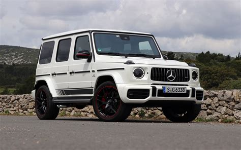 Mercedes 2019 G Wagon by 2019 Mercedes G Class Honouring Tradition The Car