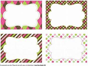 8 Best Images of Free Printable Birthday Label Templates ...