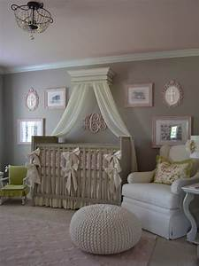 Baby Girl Nursery Room Decorating Ideas HomesFeed