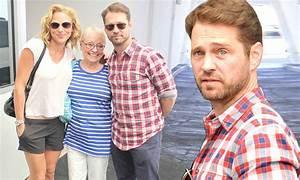 Jason Priestley celebrates 44th birthday with wife and ...