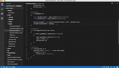 Unity Code Visual Studio Vscode Unity3d Development