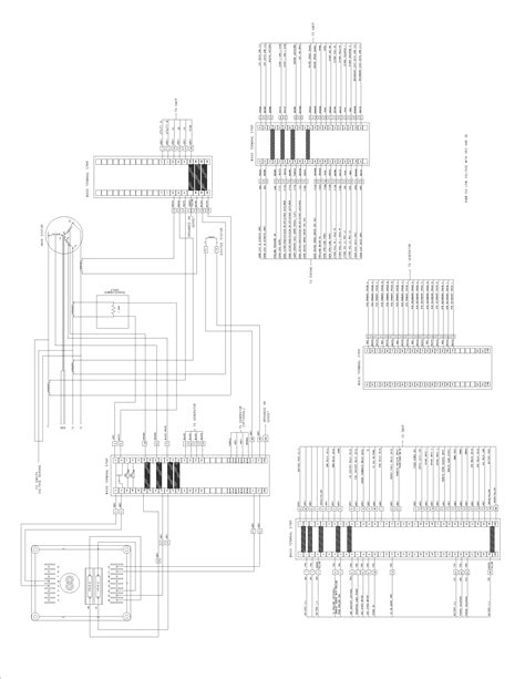 generator wiring diagrams sr4b for 3500 engines connection diagrams sr4 and sr4b
