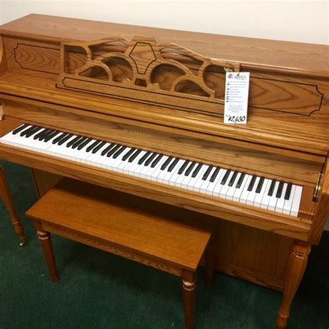 samick upright piano  console piano graves piano