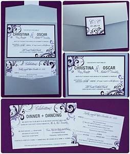 25 best ideas about pocketfold wedding invitations on With wedding invitation templates landscape