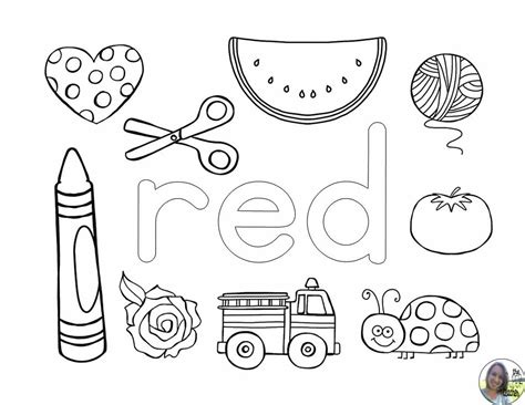 learning  colors coloring pages colors teaching