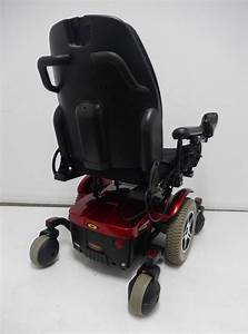 Pride Mobility Quantum 614 Power Chair